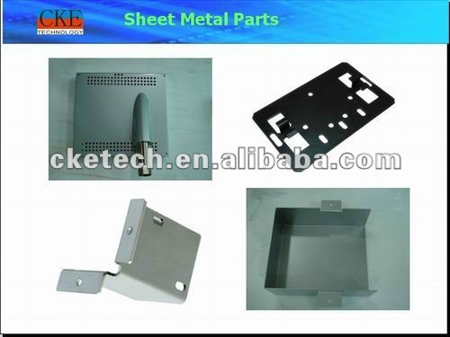 Metal Processed Machine Parts