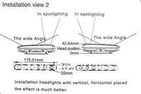 Светодиодное освещение Brand new 10sets/10w 4