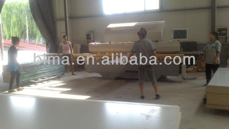 pvc de madera con bajo precio de china