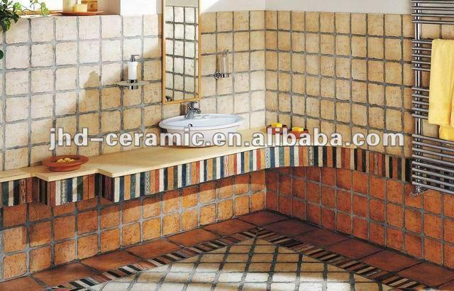 Pisos Para Baño Rusticos:Rústico azulejos de piso exterior-Cerámica-Identificación del