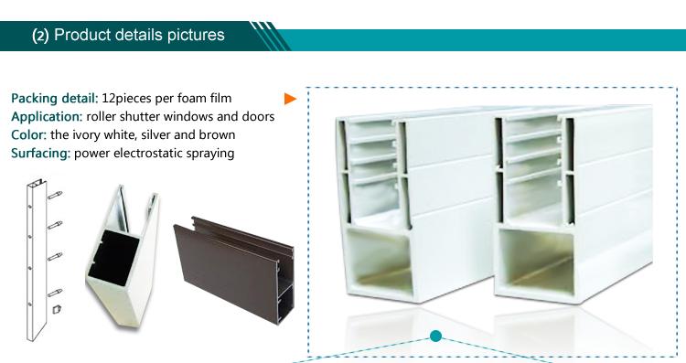 Germany style plastic shutter window