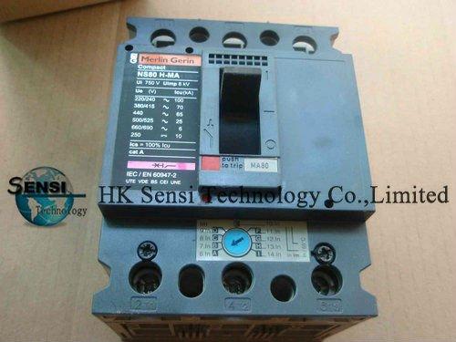 NS80H-MA Merlin Gerin Breaker