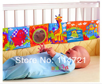 Детский игровой коврик lamaze multifunctional fun bed around multi-colored baby cloth books baby toy 4pcs