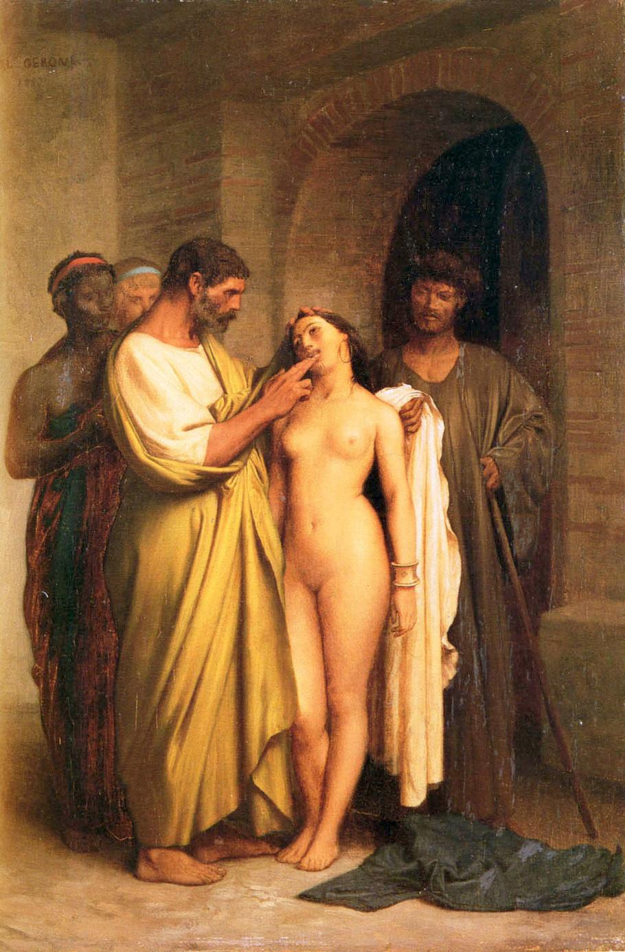 Сексуальное рабство это