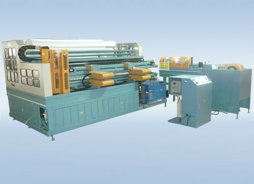 Automatic pocket spring production line (LR-PS-LINE-95P-HX2/HF2)