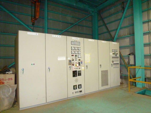 Used steam turbine generator Shinko steam turbine power plant