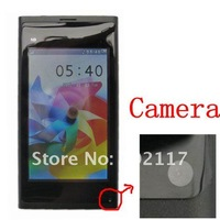 "Мобильный телефон 3.6"" Touch Screen Dual SIM N9 7 system Mobile Phone With Russian and Polish Menu"