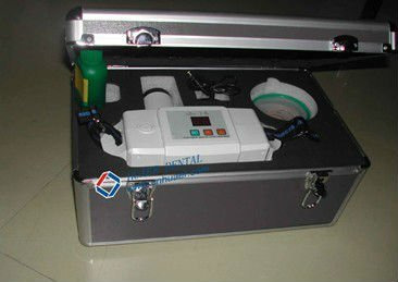 Portable dental x ray equipment
