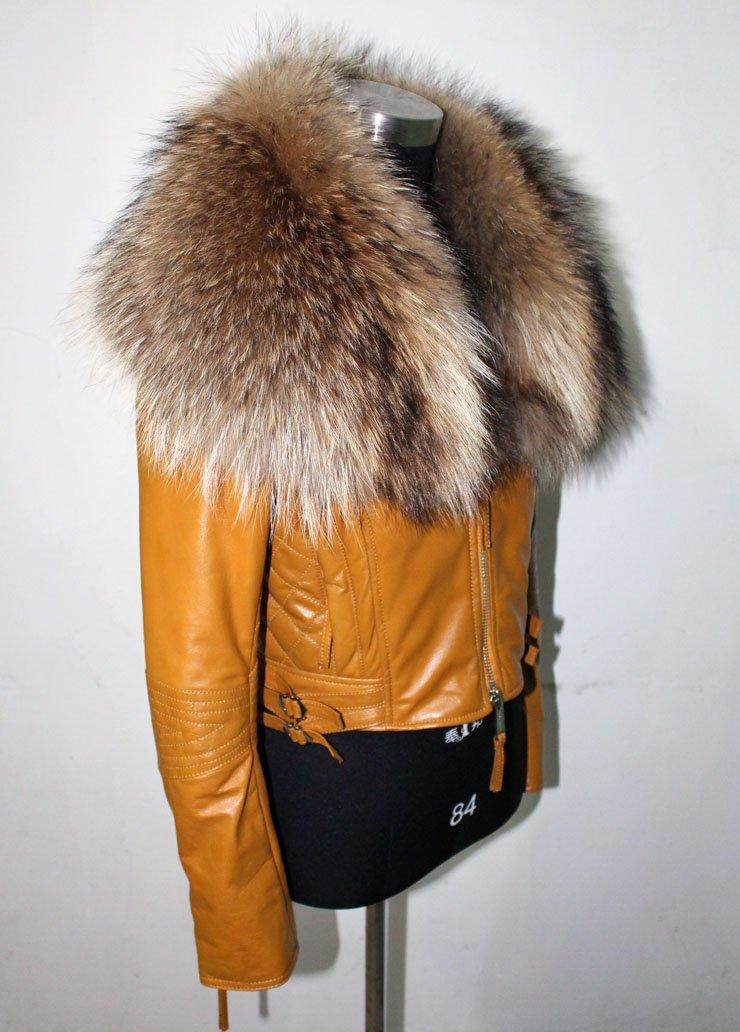 Куртка На Меху Енота Купить