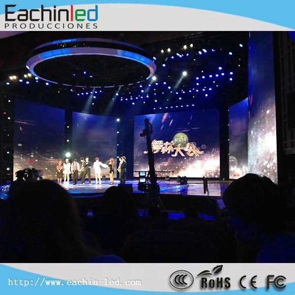 Indoor Die Casting Alumium LED Display Screen (4)