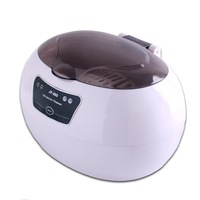 Ультразвуковая ванна 600ml 50W Mini Glasses Watch Jewelry Ultrasonic Cleaner Bath JP-880 with 3 gifts
