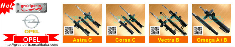 Front Shock absorber Mercedes C124 automotive spare parts