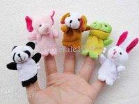 600pcs/много палец кукол, пальцем куклы, куклы, хорошим помощником для истории