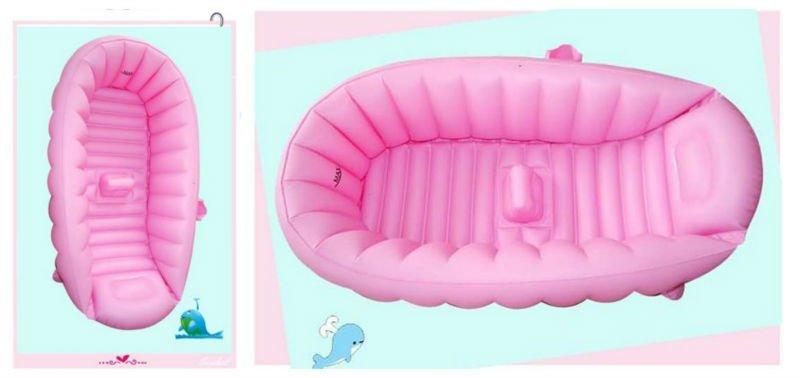 Acheter grande baignoire portative en plastique pour for Grande baignoire plastique