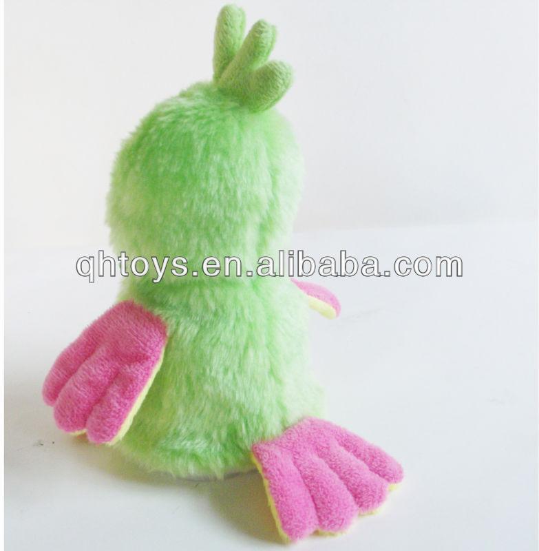 parrot talking plush toy,talking parrot plush toy