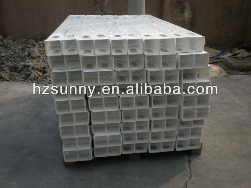 Pvc cl ture cl ture en plastique made in china for Portail en plastique