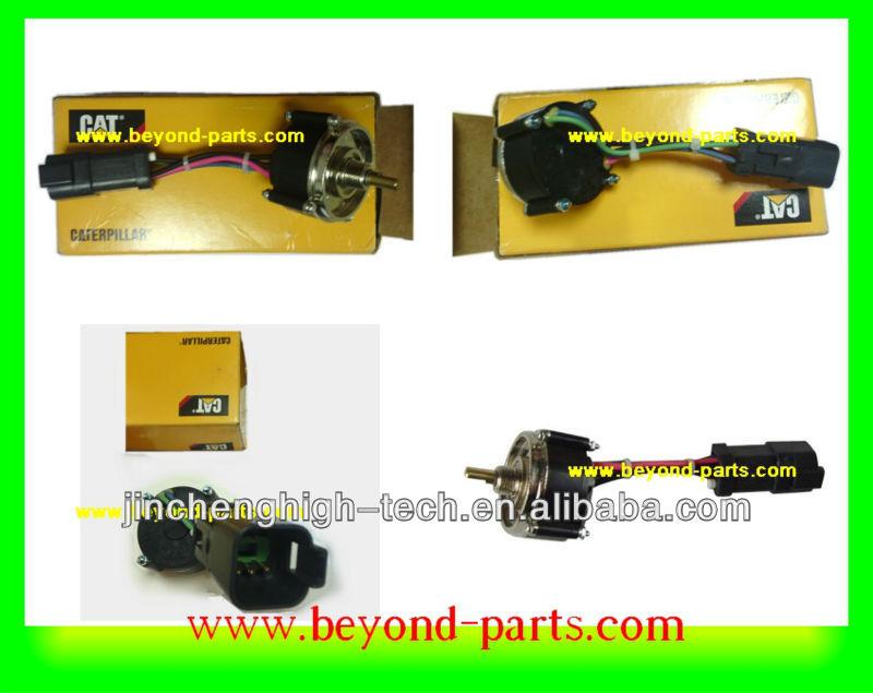 E312/320b/c/d rotary knob potentiometer for excavator throttle motor