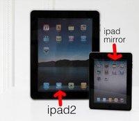 Зеркало mac ipad