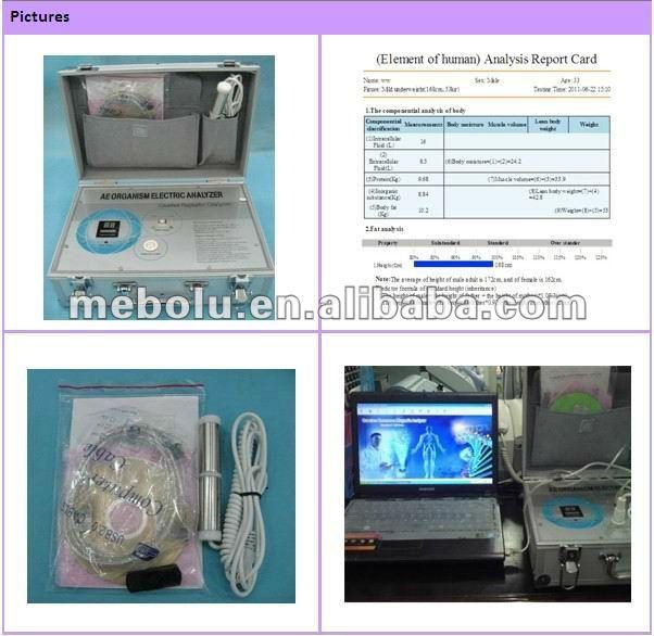 Analizador Cuantico De Bioresonancia Magnetica 27 Reportes T-0309