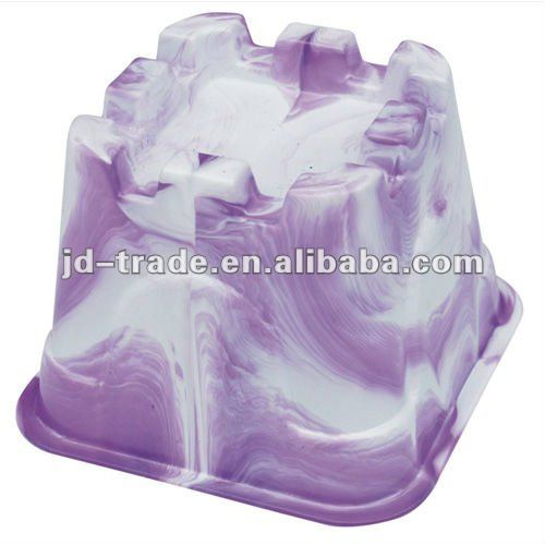 14.7*14.7CM High Quality Injection Molded Plastic Toy with Promotions
