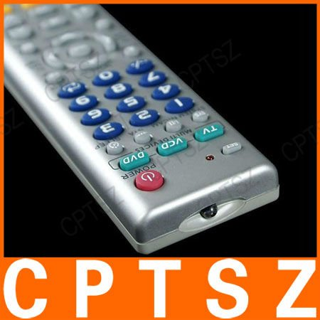 3 in 1 TV-DVD-VCD Universal Remote Control CHUNGHOP RM-88E