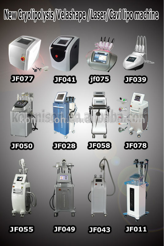RF beauty personal used spa equipment