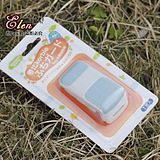 Коробка для хранения Five grid cute little medicine kit portable storage box sealed drugs imported from Japan Material Creative