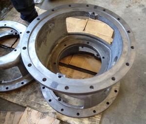 Radiator part aluminum die casting