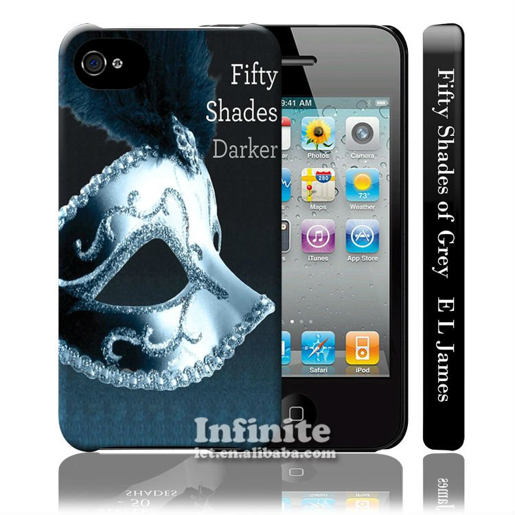 Fifty Shades of Grey phone case 1