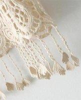Женская куртка Bohemian embroidery hollow fringed shawl vest 5196