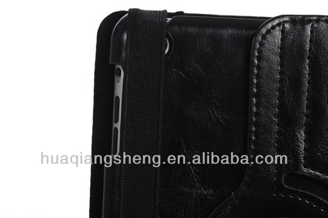 High quality custom pu leather mini case for ipad