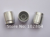 Circular Knob  Argentate Aluminium Cover For Pots Use, 16x15mm 70 pcs pcs per Lot hot sale