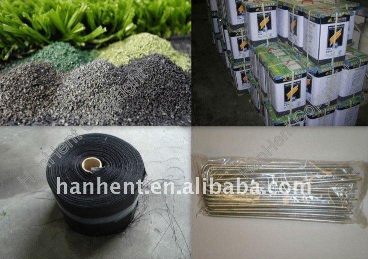 Аквариум искусственная трава