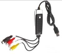 DVR карта USB Video Audio TV One Touch Capture Grabber