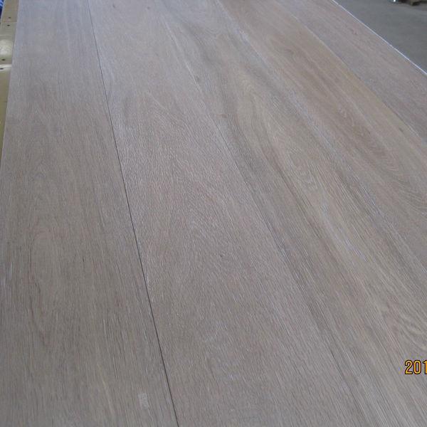 Oak Three Layer White Wash Brushed Oak Color Laminate