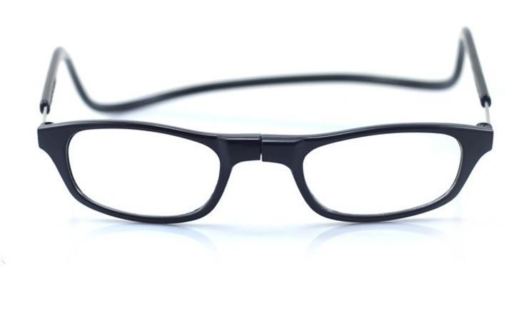 12pcs/lot складной чтение очки рождественские подарки / складной пластиковый магнит красочные очки для чтения