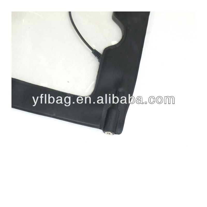 Hot sale waterproof bag for ipad2/3/ 4 for outdoor sport