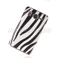 Чехол для для мобильных телефонов LEOPARD HARD LEATHER RUBBER BACK CASE COVER FOR HTC DESIRE HD G10