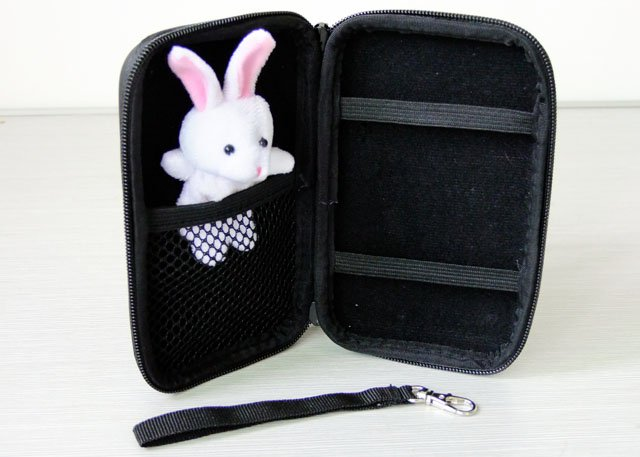 "Wholesale/Retail,  2.5"" 2.5 inch protection bag for phone camera mp5, Portable HDD box, Free shipping+Drop shipping"