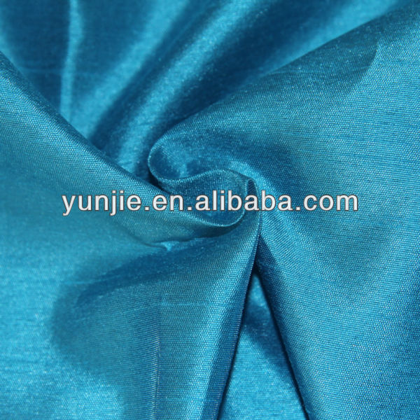 30D silk shantung fabric/polyester curtain fabric/curtain fabric wholesale