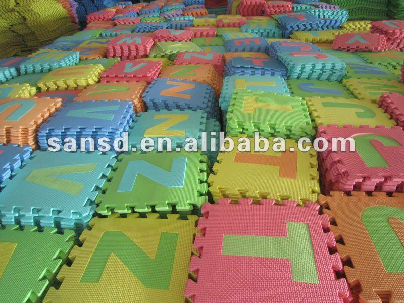 formamide livraison animaux conception tapis de mousse interlocking mousse tuiles