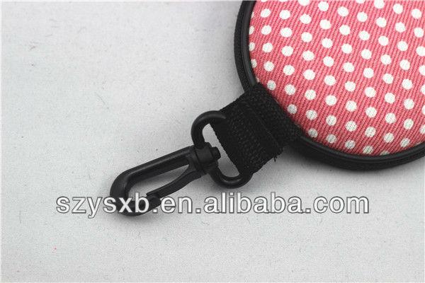 Hot slae OEM bicycle speaker bag stereo speaker case/speaker cooler bag