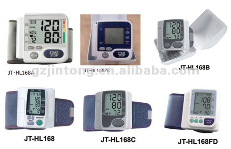 Moniteur de pression artérielle- portable au poignet moniteur de pression artérielle