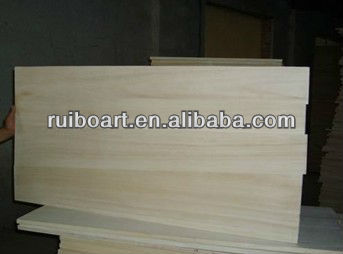 1220*2440mm fir finger joint board