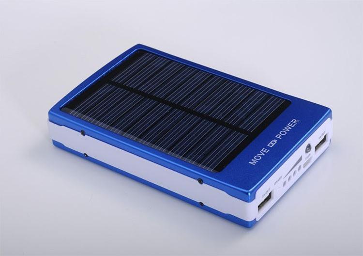 Зарядное из солнечных батарей