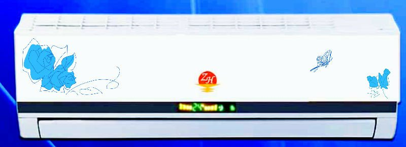solar AC// Split Solar Air Conditioning
