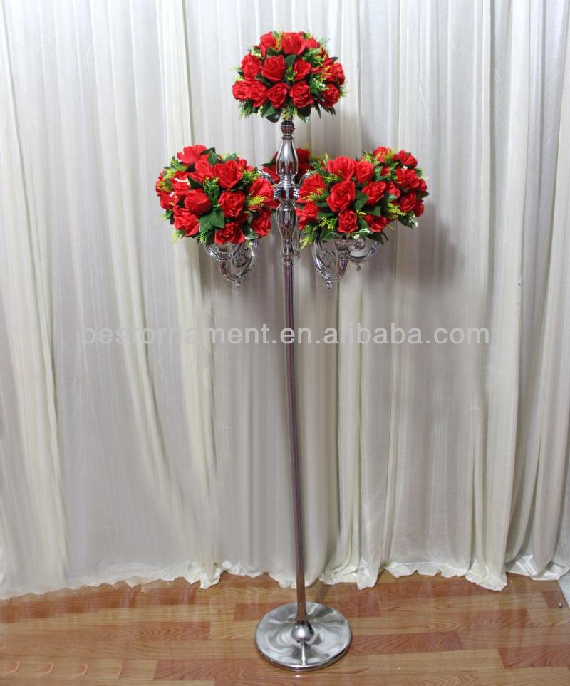 Metal Wedding Flower Stands View Wedding Centerpiece And Flower Stand BEST