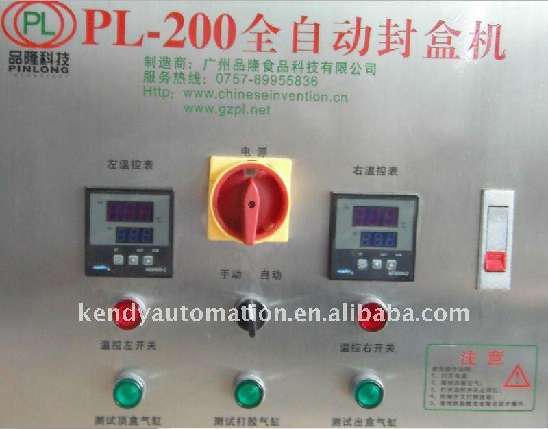 Stainless steel KD-H200 box heat sealer