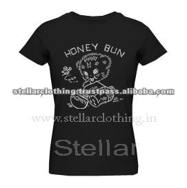 Women Burnout T-shirt