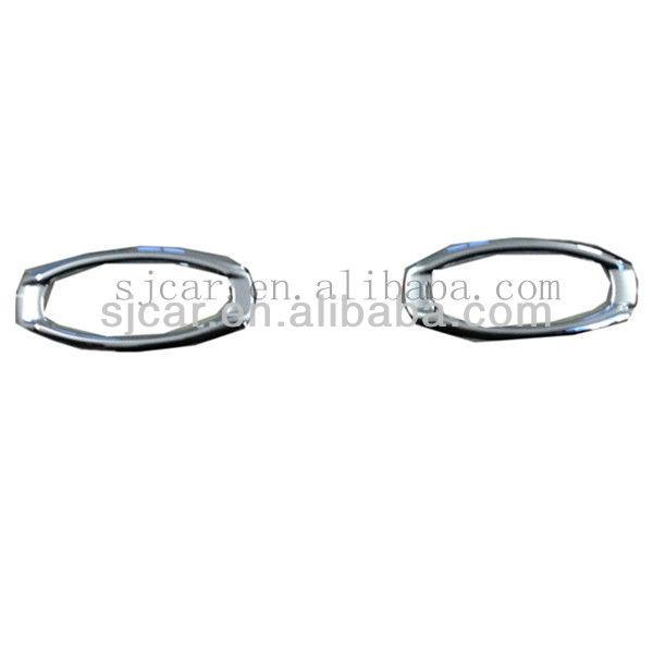 Toyota VIOS 2013 ABS chromed side light cover